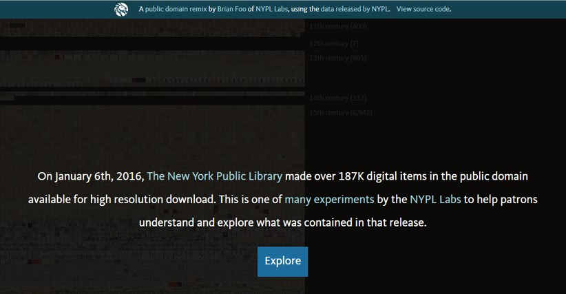 ニューヨーク公立図書館スポットライト1