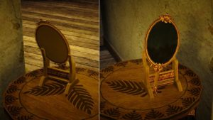 ロリアの手鏡