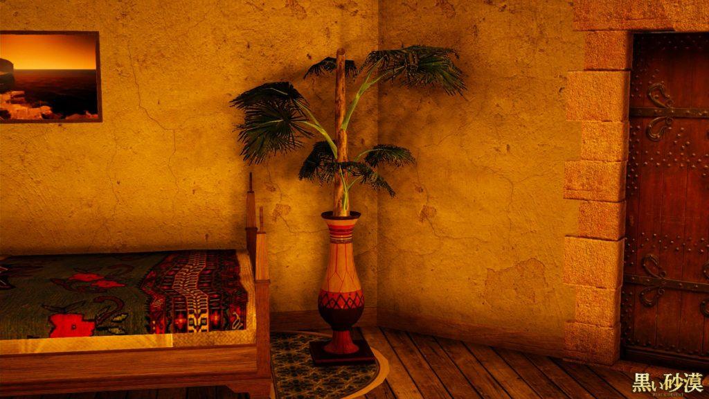砂漠フォガン植木鉢1