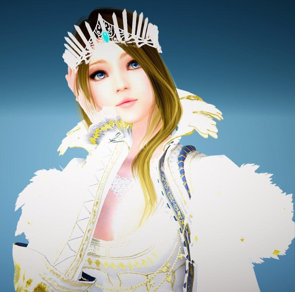 光の女王衣装セット