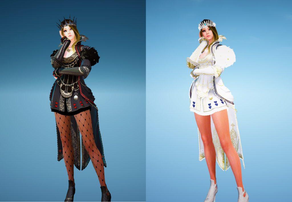女王衣装セット