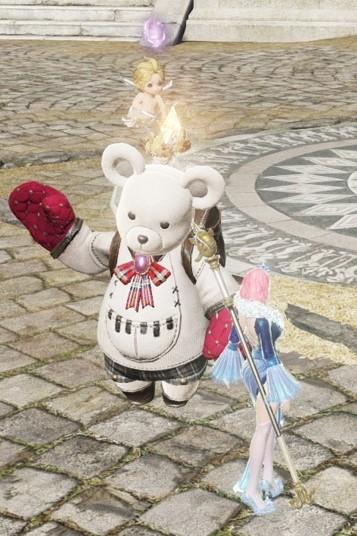 白熊ガナッシュ