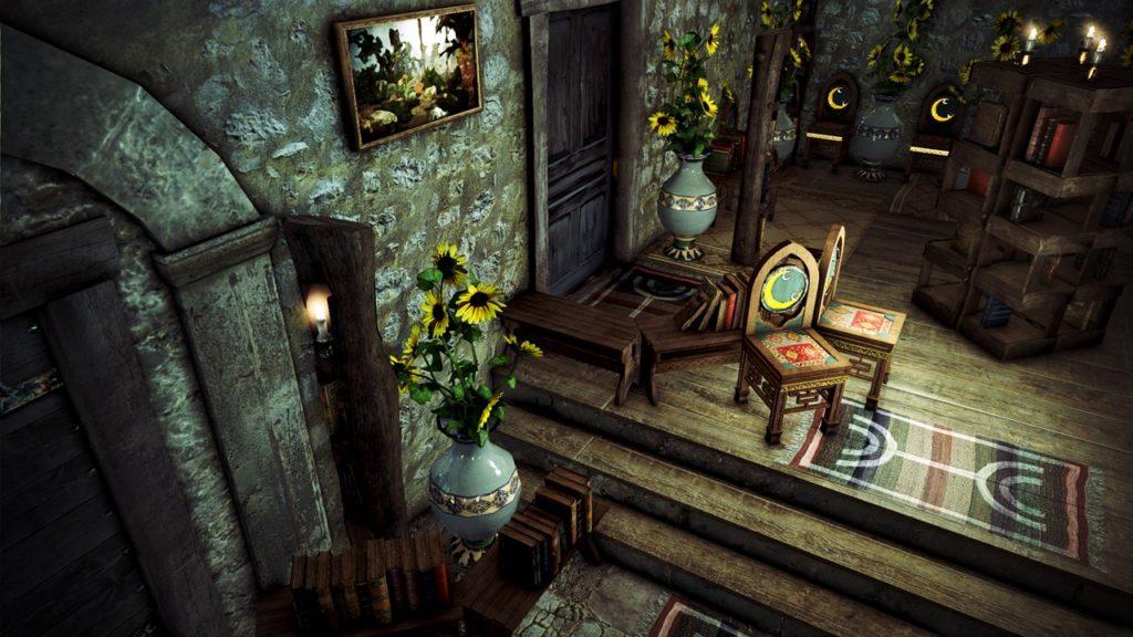 ヒマワリの図書室8