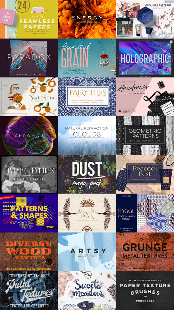 Versatile-Textures-Patterns