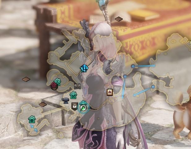 半透明MAP